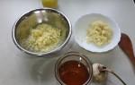 Применение эликсира яблочного уксуса, меда и чеснока