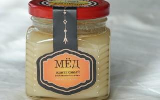 Знаменитый мед из верблюжьей колючки или джантака