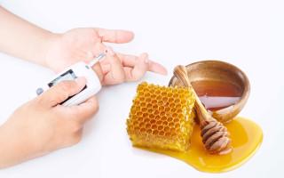 Мёд при сахарном диабете – все за и против