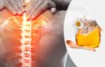 Массаж с медом от остеохондроза