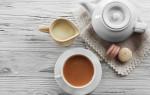 Применение и рецепты чая с медом и молоком