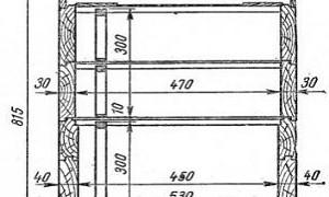 Особенности содержания и изготовление улья дадан на 12 рамок